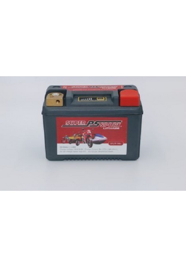 Super Sport SPLFP-9R 12v 210cca 0.78kg Lithium (LiFePO4) Battery