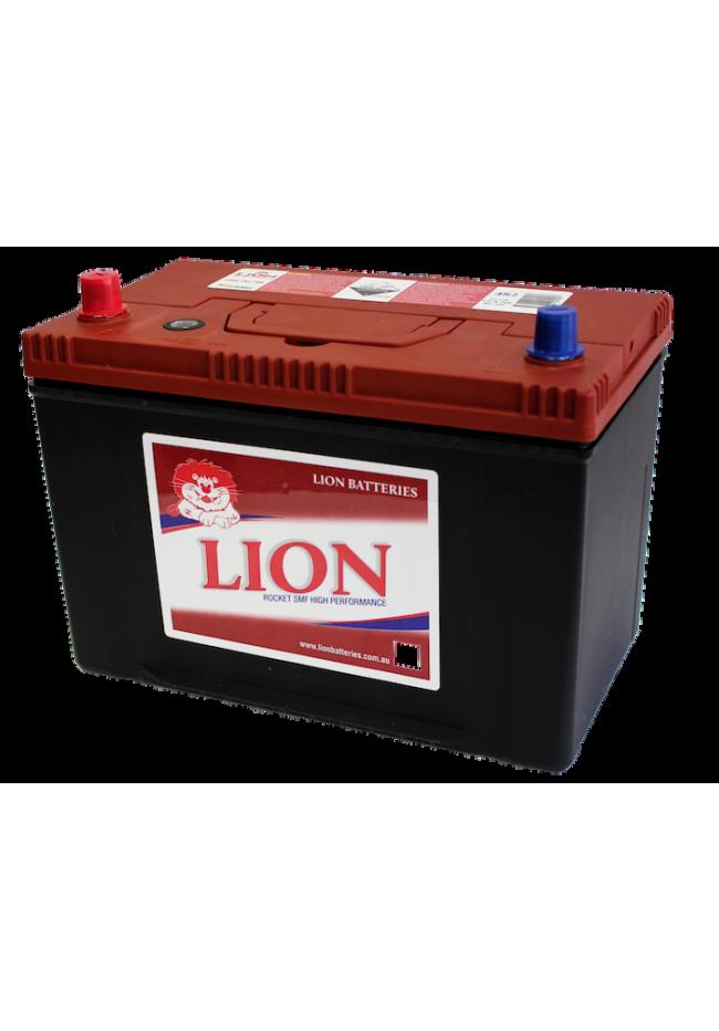 LION RED 482 12v 760cca 90ah Calcium Battery
