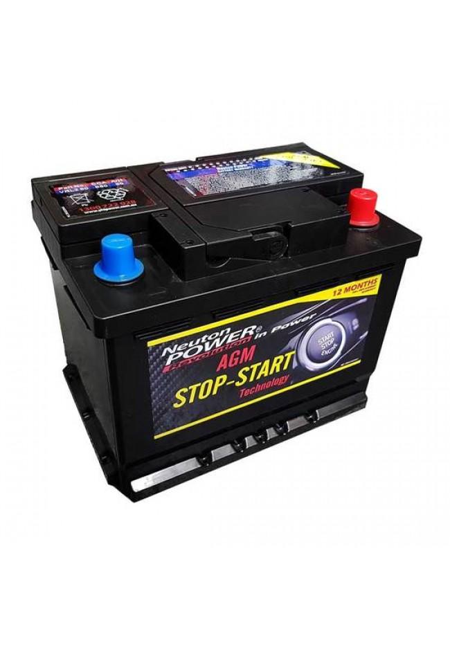 Stop-Start AGM Car Battery - VRL480 12V 800CCA