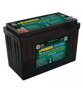 ePOWER B-TEC LiFeP04 12v 100Ah Lithium Battery
