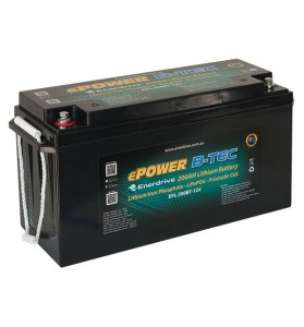 ePOWER B-TEC LiFeP04 12v 200Ah G2 Lithium Battery