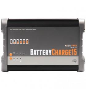 BMPRO BATTERYCHARGE15 - 12v 15 Amp Lithium & Lead-Acid Battery Charger