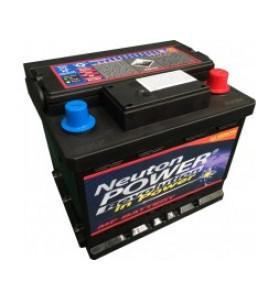 54317 12v 370cca Neuton Power (DIN36) Maintenance Free Battery