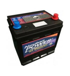 55D23L 12v 600cca Neuton Power Maintenance Free Battery