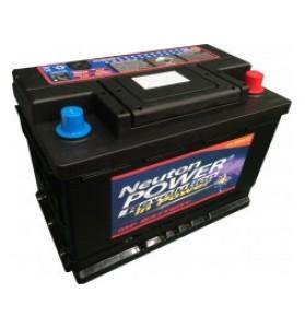 56638 12v 700cca Neuton Power (DIN66H) Maintenance Free Battery