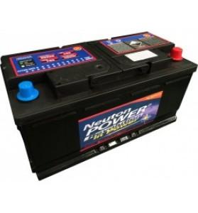 58588 12v 780cca 88ah Neuton Power (DIN88) Maintenace Free Battery