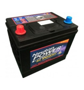 85EFR610 12v 610cca 60ah Neuton Power Maintenance Free Battery