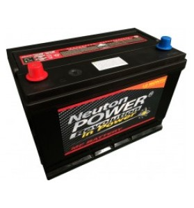 A95D31R 12v 750cca 90ah Neuton Power Calcium Accessible Battery