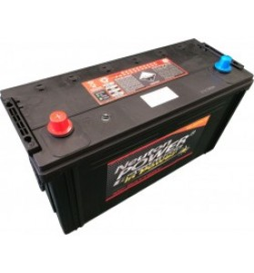 N100 (LHP) 12v 750cca Neton Power Calcium Accessible Battery