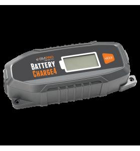 BMPRO BATTERYCHARGE4 - 6v/12v 4 Amp Lithium & Lead-Acid Battery Charger