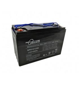 Neuton Power 12v 125ah AGM Deep Cycle Battery