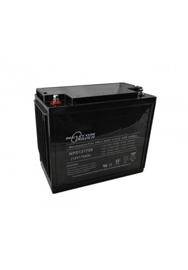 Neuton Power 12v 170ah AGM Deep Cycle Battery