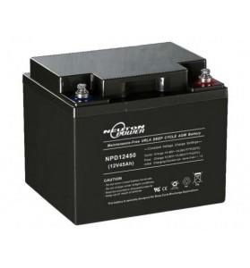 Neuton Power 12v 50ah AGM Deep Cycle Battery