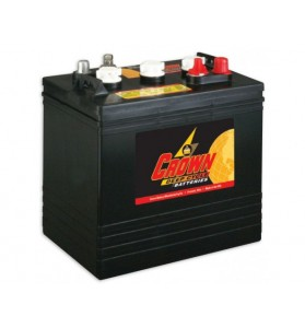 Crown CR-220 6v 220Ah Flooded Industrial Deep Cycle Battery