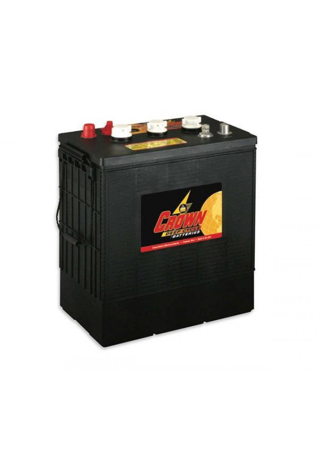Crown CR-330 6v 330Ah Flooded Industrial Deep Cycle Battery