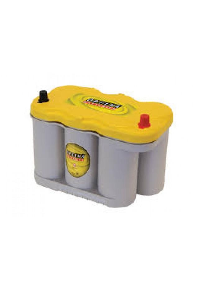 Optima YELLOW TOP® D27F 12v AGM Cranking Battery