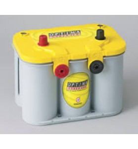 Optima YELLOW TOP® D34/78 12v AGM Cranking Battery