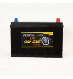 EFB95D31L 12v 850cca Neuton Power EFB STOP-START Battery