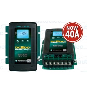 ePOWER DC2DC Plus 40A Battery Charger EN3DC40+