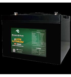 eLITE EPL-100-12VLITE LiFeP04 12v 100Ah Lithium Battery