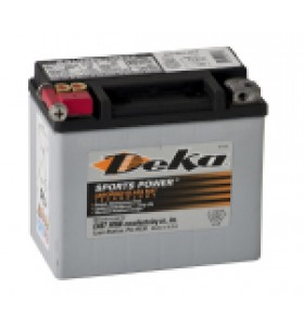 ETX12 Deka AGM Motorcycle Battery Made in USA