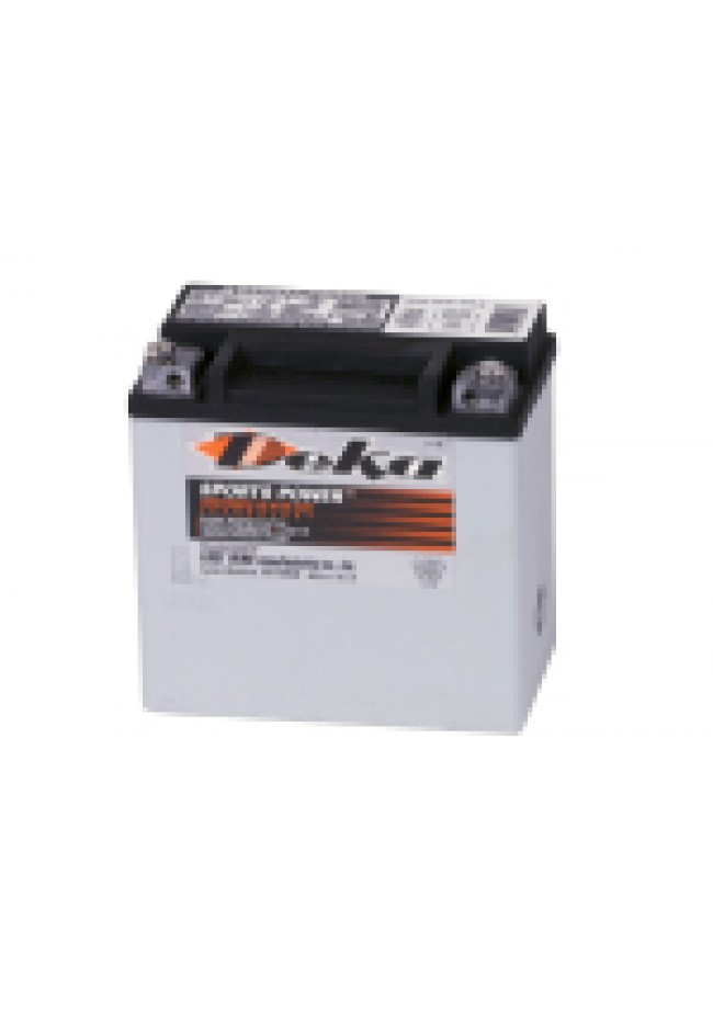 ETX14 Deka AGM Motorcycle Battery Made in USA