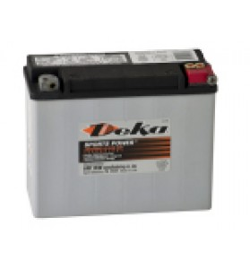 ETX18L Deka AGM Motorcycle Battery Made in USA