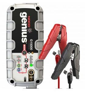 NOCO G15000AU 12V 15ah or 24V 7.5ah Ultra Safe Lead Acid & Lithium Battery Charger
