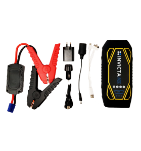 Invicta J22 12v 800A Lithium Jump Pack/Power Bank & Battery Charger Kit