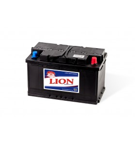 LION STOP-START 457TAGM 12v 760cca 70Ah AGM Battery