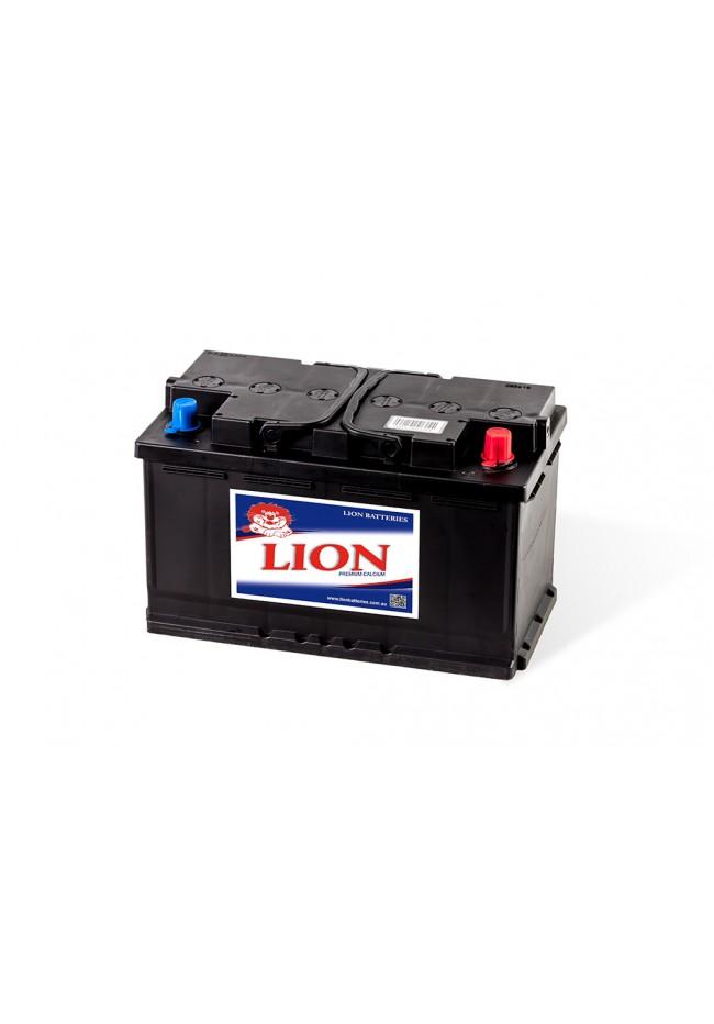 LION STOP-START 457TAGM 12v 760cca 70Ah AGM Battery