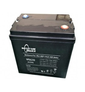 Neuton Power 6v 245ah AGM Deep Cycle Battery