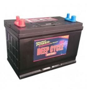 NPDC31 12V 120Ah Neuton Power Marine & Caravan Deep Cycle Battery