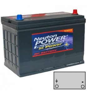 Neuton Power 95D31LS 12v 900cca 85ah Sliver Calcium Battery