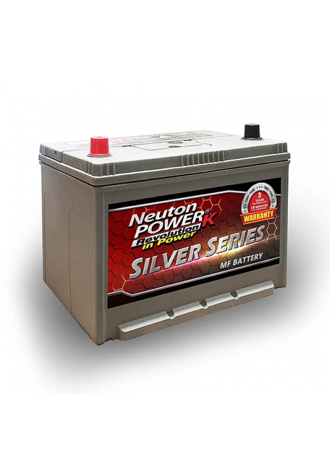 Neuton Power K95D31RS 12v 900cca 85ah Sliver Calcium Battery