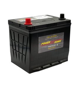 Power-Sonic P55D23RMF 12v 60Ah 550cca Calcium Battery