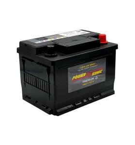Power-Sonic P56220MF 12v 62Ah 500cca Calcium (DIN53L) Battery