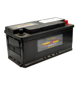 Power-Sonic P58515MF 12v 750cca Calcium (DIN85L) Battery