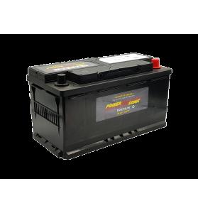Power-Sonic P60038MF 12v 100Ah 820cca Calcium (DIN85LH/LN5) Battery