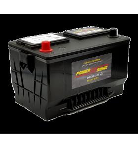 Power-Sonic P657MF 12v 80Ah 850cca Calcium (65D) Battery