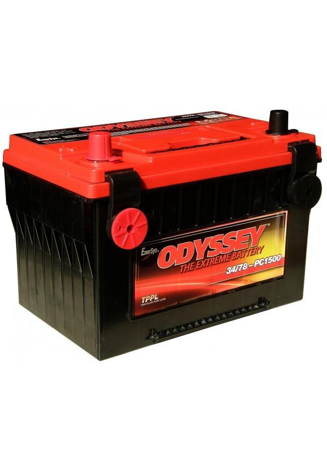 Odyssey® PC1500-34/78 12V 1500 PHCA Dry Cell Battery