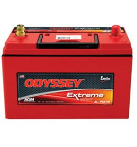 Odyssey® PC2150 12V 2150 PHCA Dry Cell Battery