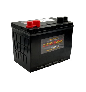 Power-Sonic PDCM24MF 12v 85AH 520cca Deep Cycle / Marine Battery