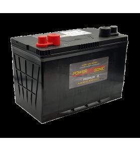 Power-Sonic PDCM27MF 12v 100AH 680cca Deep Cycle / Marine Battery