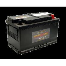 Power-Sonic PLN4 12v 80Ah 800cca ISS Active Stop-Start AGM Battery
