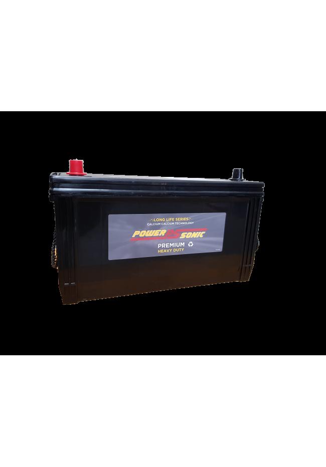 Power-Sonic PN100MF 12v 100Ah 750cca Calcium (115E41R) Truck Battery