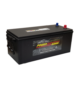 Power-Sonic PN150ENMF 12v 180Ah 1100cca Calcium Truck & Tractor Battery