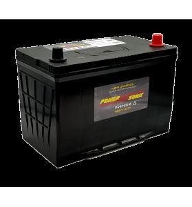 Power-Sonic PN70ZZLMF 12v 90Ah 750cca Calcium 4WD (115D31L) Battery