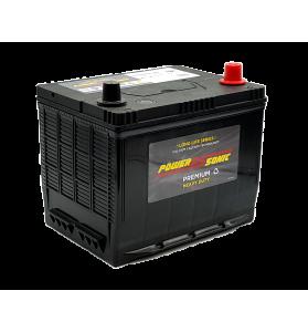 Power-Sonic PNS50XLMF 12v 610cca Calcium Battery