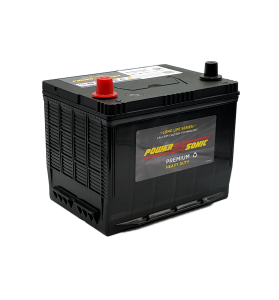 Power-Sonic PNS50XMF 12v 610cca Calcium Battery